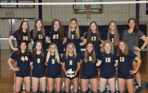 Girls Volleyball Finishes Strong