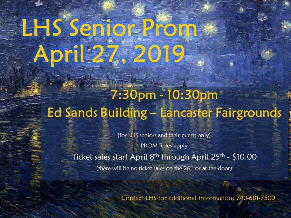 LHS-Senior Prom 2019