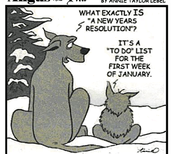 What Happened to that New Year's Resolution?