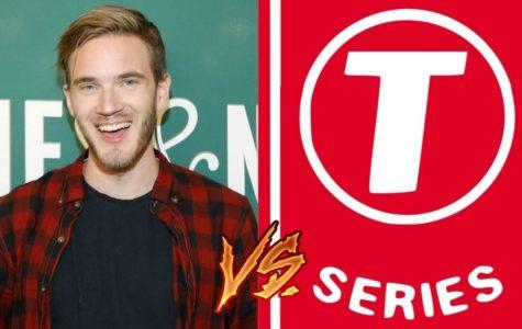 PewDiePie v. T-Series
