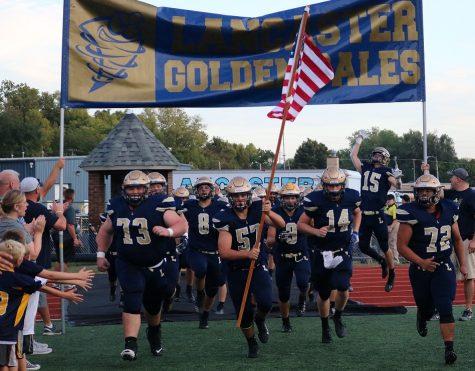 2019-2020 LHS football team. Photo courtesy Jennifer Grays.