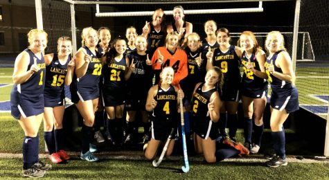 Lancaster Field Hockey Varsity Team. Photo Courtesy of Sydney Call.
