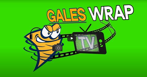Gales Wrap Stunts & Spots Keeping It Fun