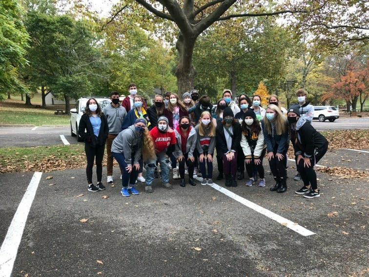 Rising Park Clean up